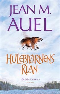 Hulebjørnens klan og alle øvrige bøger i Jean Auels serie Jordens børn. De er fantastiske