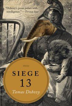 Siege 13, Tamas Dobozy