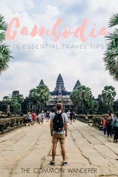 Travel advice for Cambodia