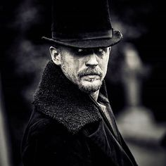 Hardy stole the show in a mix of blockbusters and underrated gems before making his TV debut on FX's Taboo.Tom Hardy stole the show in a mix of blockbusters and underrated gems before making his TV debut on FX's Taboo. Tom Hardy In Taboo, Taboo Tv Show, James Delaney, Toms, Black And White Portraits, Peaky Blinders, Movie Stars, Actors & Actresses, Beautiful Men