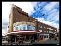 Stephen Joseph Theatre, Scarborough, England