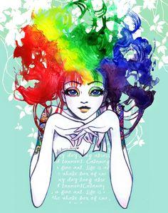 Spectra by Leilani Joy