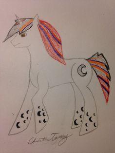"Hexxing Charmer ""Rainbowfied"" for @rainbowdynasty 's contest"