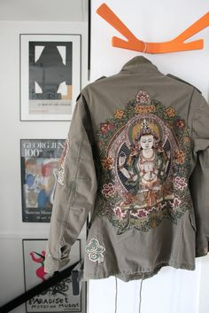 omg. This is the best jacket ever!!! Room of Karma