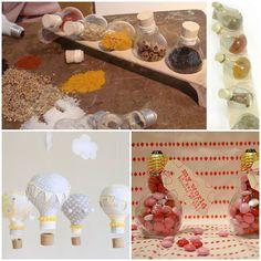 Great Ideas to recycle old light bulbs http://veu.sk/index.php/aktuality/1694-skvele-napady-na-recyklaciu-starych-ziaroviek.html #great #ideas #recycle #light #bulbs