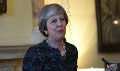 رئيسة الوزراء البريطانية تدعو حكومتها لاجتماع طارئ حول سورية: رئيسة الوزراء البريطانية تدعو حكومتها لاجتماع طارئ حول سورية