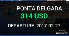 Flight from Chicago to Ponta Delgada by Avia #travel #ticket #flight #deals   BOOK NOW >>>
