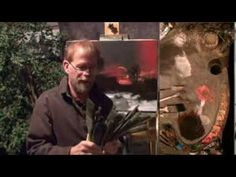 Dennis Sheehan How to Oil Paint with pallet Camera - YouTube