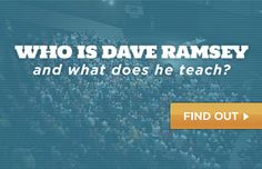 Dave Ramsey has awesome financial advice about insurance, debt, planning for the future, etc.