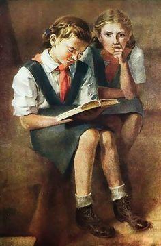 pintura de Evgeny Katzman