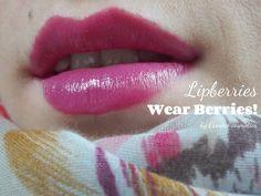 Essence cosmetics longlasting lipstick in shade Wear Berries :)