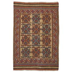 Afgán szumák szőnyeg - KR 454