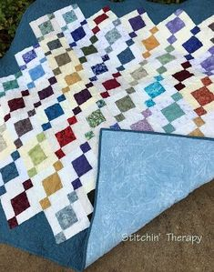 Stitchin' Therapy: Chandelier Beads done Nancy Zieman, Scrappy Quilts, Easy Quilts, Small Quilts, Quilt Patterns Free, Pattern Blocks, Quilting Projects, Sewing Projects, Quilting Tutorials