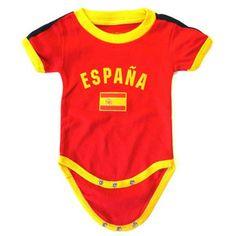 Spain World Cup Baby Onesie Baby Onesie 41baf2307