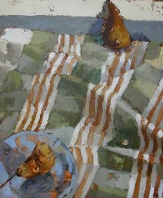 Interview with Lucy MacGillis : Painting Perceptions