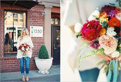THE LONELY BOUQUET in Denver, CO Violet Floral Design Sara Hasstedt Photography Lana's Shop