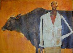 Malawi Figurative Painting - Olivia Pendergast