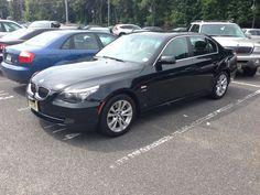 BMW 535 X-Drive twin turbo