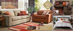 Colorado sofa and snuggle chair