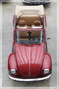 1975 VW Käfer Cabriolet
