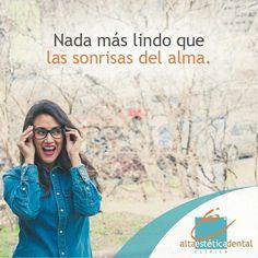 Comienza el fin de semana con una sonrisa. #Altaesteticadental