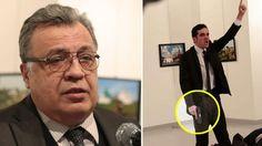 Russian ambassador to Turkey shot in Ankara | Fox News