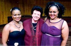 Andiswa Makana wins first prize of Mimi Coertse Singing Competition Singing Competitions, First Prize, Opera Singers