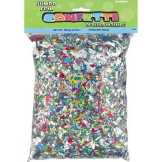 Jumbo Foil Confetti 10 Ounces-Multi Unique http://www.amazon.com/dp/B002KV3ISI/ref=cm_sw_r_pi_dp_f4T6tb0TAXHAM