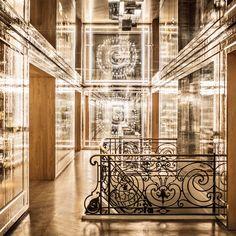 Coup de cœur France : la boutique de beauté Guerlain 68, Champs-Elysées