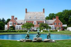 Southport Connecticut Mansions | Sasco Hill, Fairfield, CT | Outside | Pinterest