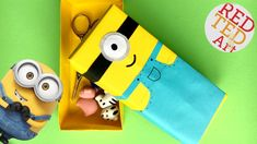 Easy Minion Paper Bo