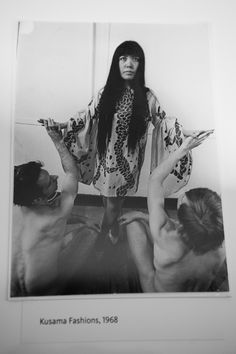 Yayoi Kusama moda influencia arte