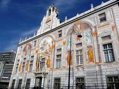 Palazzo San Giorgio, Genova, Italy