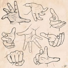 Hands by NThartyFievi