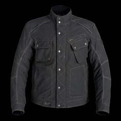 air retro jacket for men | triumph motorcycles | motorcycle