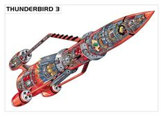 bleathman4.jpg  Gary Anderson's Thunderbird 3 see through cross section cutaway