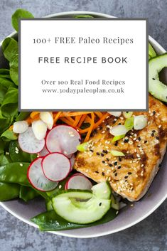 Paleo Recipe Book fo
