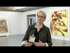 TateShots: Charline von Heyl at Tate Liverpool - YouTube       I saw a lecture by her about this exhibition, I felt so inspired after.