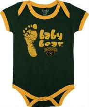 Too cute! #Baylor Bears Infant Dark Green