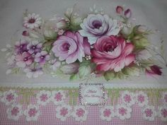 One Stroke Painting, Bedroom Accessories, Tatting, Diy And Crafts, Floral Wreath, Decorative Boxes, Lily, Drawings, Flowers
