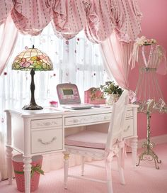 Like window treatment  for Chloe or Addison's room