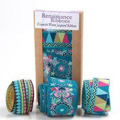 Ribbon Box Mantra Turquoise