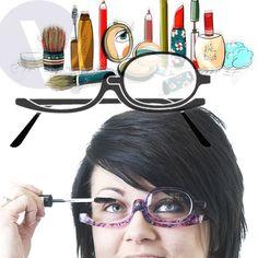 Gafas para maquillar