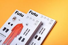 Editorial Design Inspiration: Futu Magazine | Abduzeedo Design Inspiration