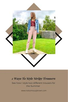 Orange Vests, White Trousers, 2 Way, Stay Warm, Fashion Bloggers, Summer Days, Tshirt Colors, Grey And White, Blue Denim