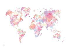 The world..