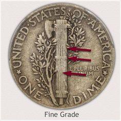 Old Coins Worth Money, Old Money, Silver Dimes, Silver Coins, Coin Collection Value, Rare Coin Values, Silver Value, Old Coins Value, Numismatic Coins