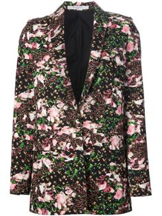Blazer GIVENCHY  #inthegarden #flowers #trend #woman à#apparel #accessories #style #fashion #spring #summer #collection #givenchy