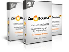 Zero Bounce V2.0 WP Plugin Stop Losing Traffic and Increase Rankings, Sales, Commissions and Profits