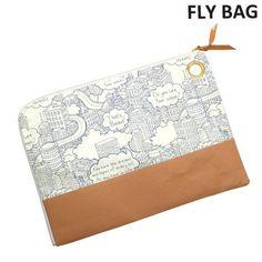Fly Bag Super Light Multi-Purpose Clutch Bag Version 2.0 - Hamee.com - 2